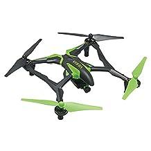 DROMIDA Vista FPV Quadcopter with Integrated 720p Camera (Black/Green)