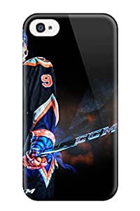 Marco DeBarros Taylor's Shop hockey nhl jersey new york islanders john tavares g NHL Sports & Colleges fashionable iPhone 4/4s cases 2194954K823791497