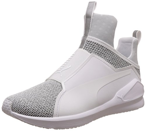 Bianco Puma Donna Lace Scarpe Wn's Sportive Fierce Indoor x4qxHO