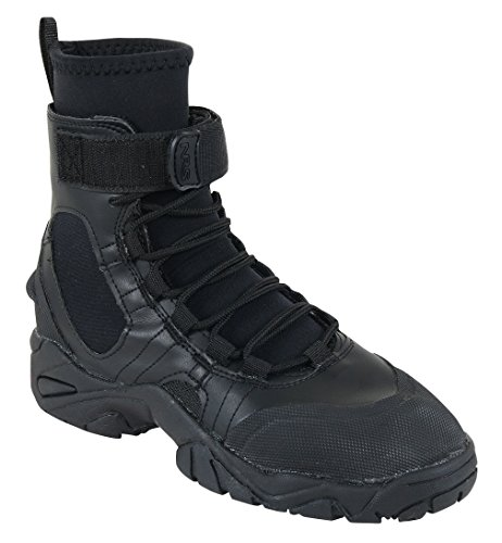 NRS Work Boot Neoprene Kayak Shoes-Black-11