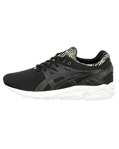 Asics Gel-Kayano Trainer Evo H622n-9090-5h, Unisex-Erwachsene Sneakers schwarz