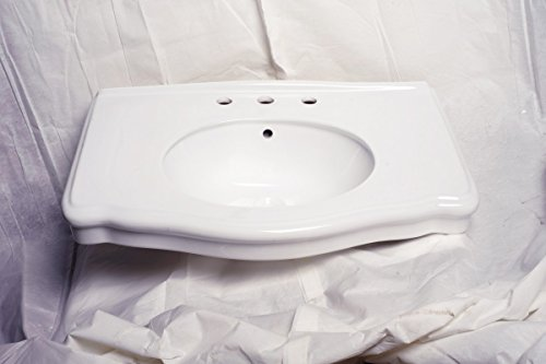 Bathroom Console Darbyshire Sink 8
