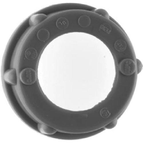 Halex 97524 1-1/4-Inch RGD Plastic Insulating Bushing Jensen (Home Improvement)