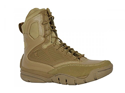 LALO Men's Shadow Intruder 8'' (Coyote, 8.5) by LALO
