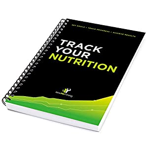 Workout/Fitness and/or Nutrition Journal/Planners – Designed by Experts, w/Illustrations : Sturdy Binding, Thick Pages & Laminated, Protected Cover 41ShRryqwAL  Get Healthy Today! 41ShRryqwAL