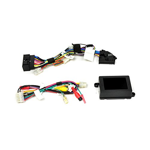 Brandmotion 9002-2781 Ford 'MyTouch' Dual Camera Interface for Factory Display Radios ( - 2013 Radio Ford F350 Factory