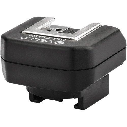 Vello HSA-CSASM Sony/Minolta to Sony Multi-Interface Shoe Adapter(6 Pack)