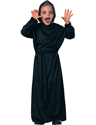 Priest Costume Boy (Horror Robe Costume - Small)