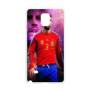 Samsung Galaxy Note 4 Phone Case Gerard Pique N4042