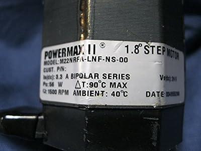 """Disco M22Nrfa-Lnf-Ns-00 Powermax Ii 1.8 Step Motor, M22 W/8X12"""" Leads"""