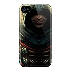 Shockproof Hard Phone Cover For Iphone 6plus With Allow Personal Design Colorful Assassins Creed Pictures LauraAdamicska