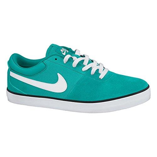(Nike SB Men's Rabona LR Turbo Green/Black/White 10.5 D - Medium)