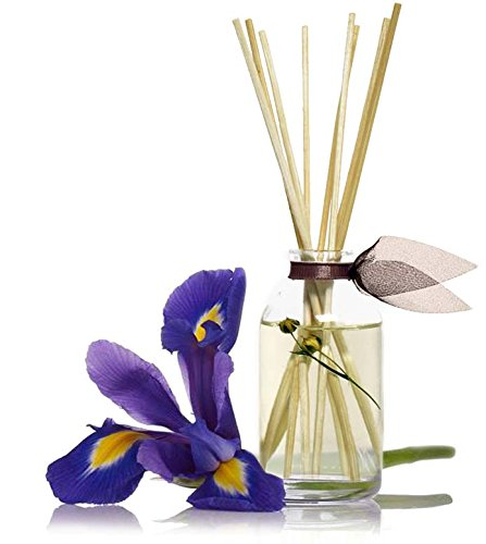 LOVSPA Cashmere Woods Reed Diffuser | Precious Woods & Sensual Amber are Blended with Soft Mimosa, Vanilla Musk, Apricot Nectar and Juicy Berry by LOVSPA (Image #5)