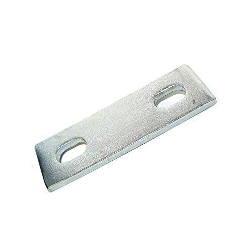 fessurati pour ponçage M12serrage (76–106mm ID) Zinc plaqué acier Pack: 1 Graphskill PLATE/BZP/14*27-40*6-76:106