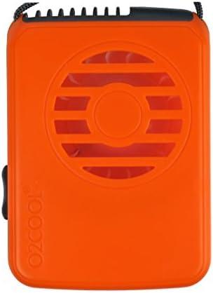 O2COOL Necklace Fan Orange
