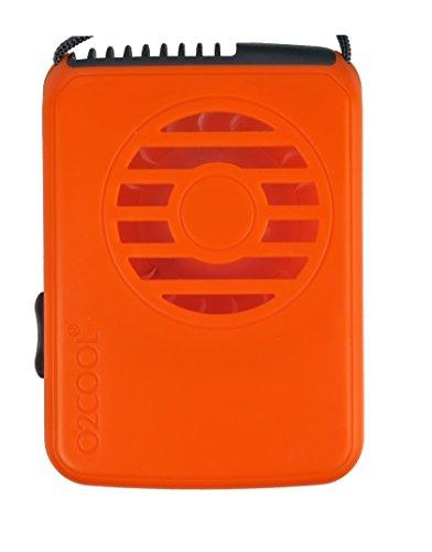 O2COOL Necklace Fan (Orange) -