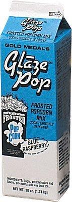 Blue Raspberry Glaze Pop Popcorn Flavoring ()