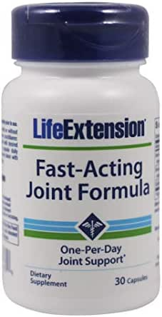 Fast Acting Joint Formula 30 Capsules (Pack of 2)