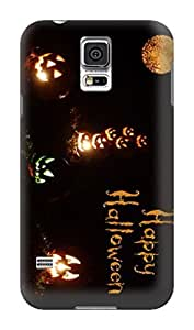 Custom Your fashionable TPU Phone Case with New Style Halloween to Make Your Samsung Galaxy s5 Unique And Special Kimberly Kurzendoerfer