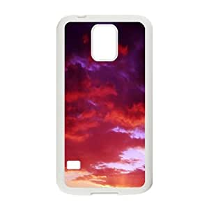 HD Sky Colors Images Phone Case , Pefect Gift To Others For Samsung Galaxy S5