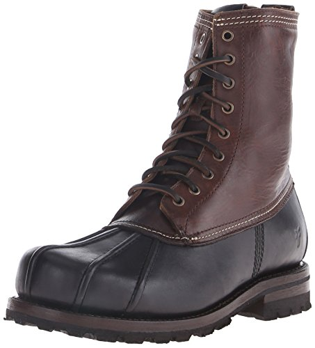 FRYE Mens Warren Duck Rain Boot Black/Multi Bjirtibfih