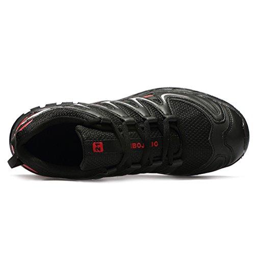 Correr Para Zapatillas de Deportes Hombre y Senderismo Libre Libre Libre JEDVOO a0ca99