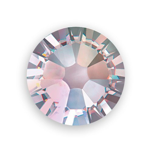 - Swarovski 2058 3mm Crystal AB Xilion Flat Back (Package of 50)