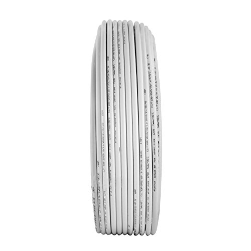 Mophorn PEX AL PEX Tubing 1/2 Inch Roll of 656 Ft 200 M Radiant Heat Tubing Nontoxic for Heating and Plumbing Hot and Cold Water Piping Radiant Floor PEX Al Tubing White by Mophorn (Image #4)