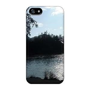 New Style 6Plus Porteau Cove Premium Tpu Cover Case For Iphone 5/5s Kimberly Kurzendoerfer