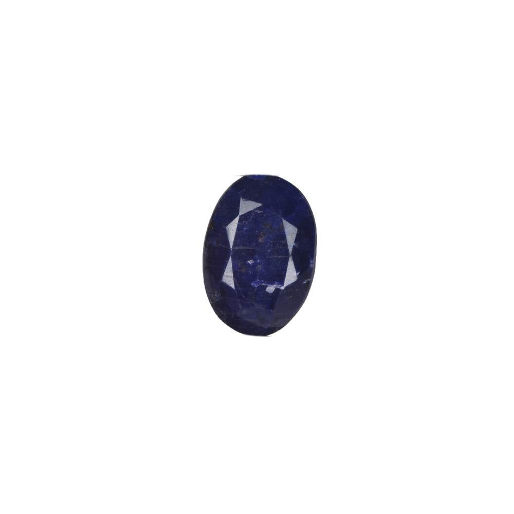 13.10/CT Saphir bleu Naturel africain Coupe Ovale Saphir Pierre pr/écieuse V-9203 leurs pr/écieux Saphir Certifi/é Sapphire