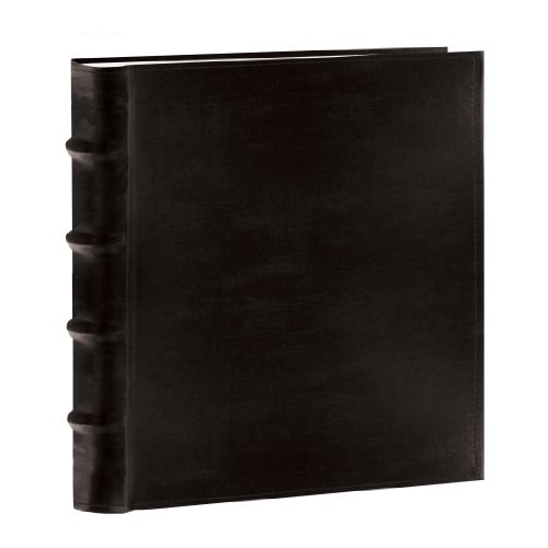 Pioneer Photo Albums 100-Pocket European Bonded Leather Photo Album for 4 by 6-Inch Prints, - Pocket 100 Album