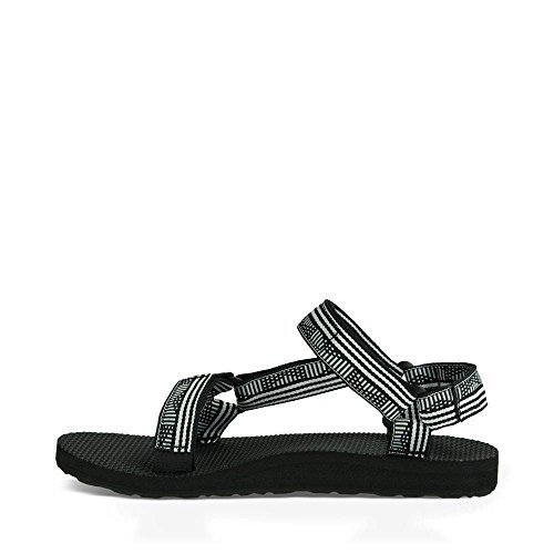 Teva Women's W Original Universal Sandal, Campo Black/White, 11 M US by Teva (Image #2)