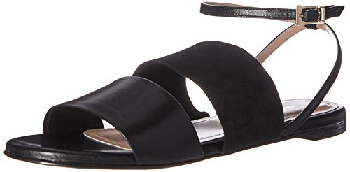 Sandal David Black Sally Gladiator Women's Charles YWpxIw0q8Y