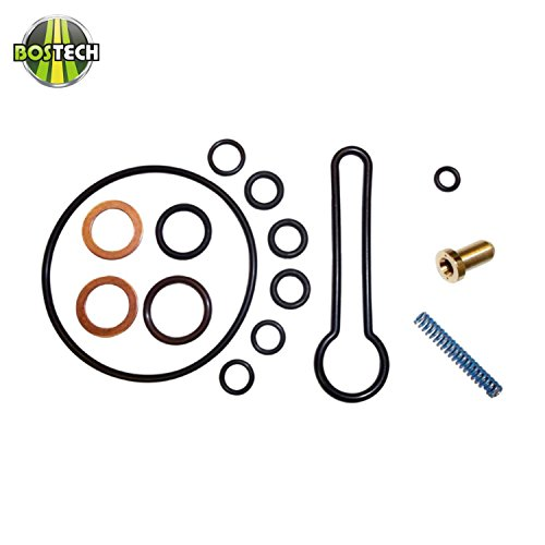 Update Fuel Kit Injection (03-07 6.0L Powerstroke Diesel Bostech Blue Spring Upgrade Update & Seal Kit Fuel)