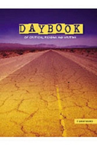 Daybook of Critical Reading and Writing: Student Book 5-Pack Grade 6 2007