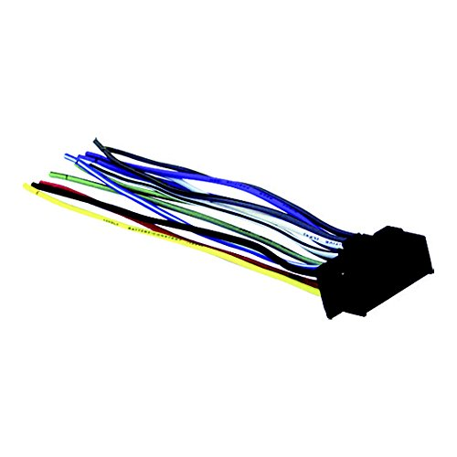 16 Pin Universal Wiring Harness (XScorpion PI16-002 2002 Pioneer 16-Pin Wiring Harness)