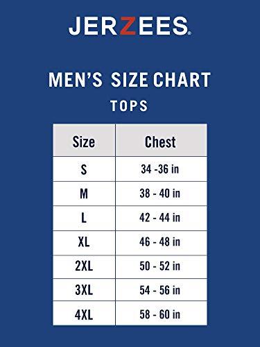 Jerzees Men's Spot Shield Short Sleeve Polo Sport Shirt