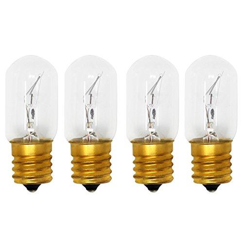 lightbulbs for under microwave - 6