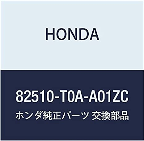 Honda Genuine 81110-SZA-A41ZC Seat Cushion Cover