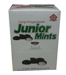 Junior Mints 72 Snack Size Boxes