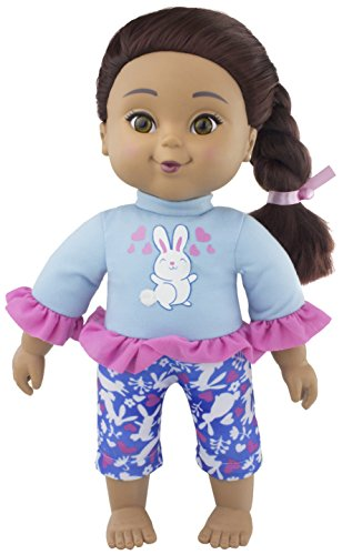 (Positively Perfect Hispanic 14.5IN Doll - AVA)