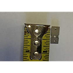 New Howard Miller or Hermle Pendulum Suspension Spring