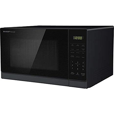 Sharp 0.7-cu ft 700-Watt Countertop Microwave