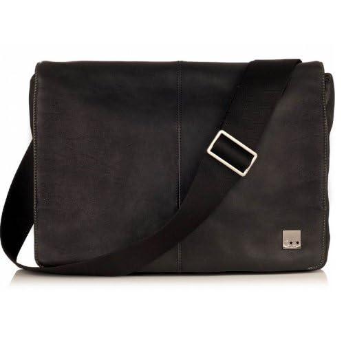 Knomo Brompton Kinsale Cross Body Bag,Black,One Size