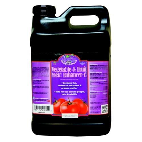 Microbe Life 717655 Fertilizer, 2.5 Gallon, Brown/A by Microbe Life