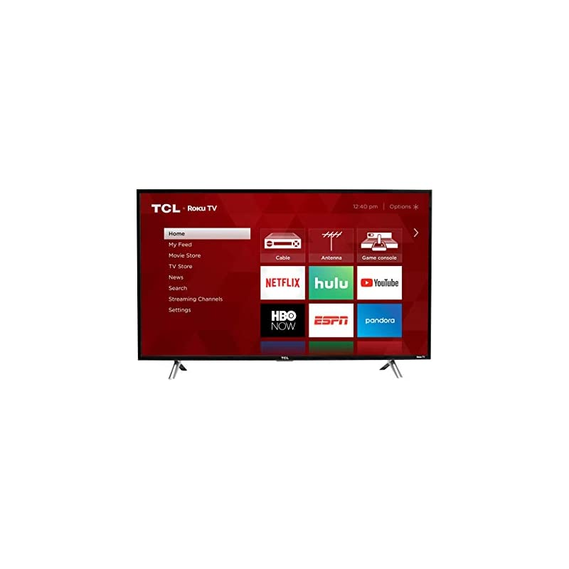 TCL 32S305 32-Inch 720p Roku Smart LED T