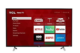 TCL 28S305 28-Inch 720p Roku Smart LED TV (2017 Model) (B01N5G7GNR) | Amazon Products