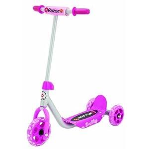 Razor - Razor Jr. Lil Kick Scooter - Pink EU - 130 [Sports] by Razor