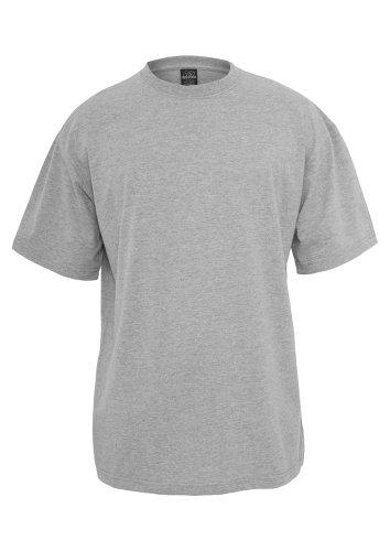 TB006 'Urban Classics' T-Shirt Tall Tee M-6XL (Various Colours), Größe:3XL;Farbe:grey