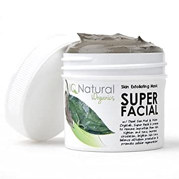 Super Dead Sea Mud Mask - Restore Your Skins Radient Glow, Fight Dry and Oily